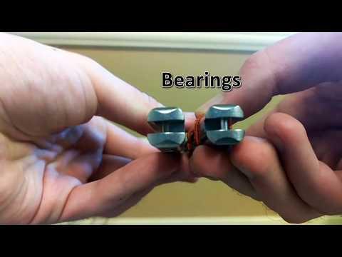 complete Kit Tamiya F201 Bearing set Quality RC Ball Bearings