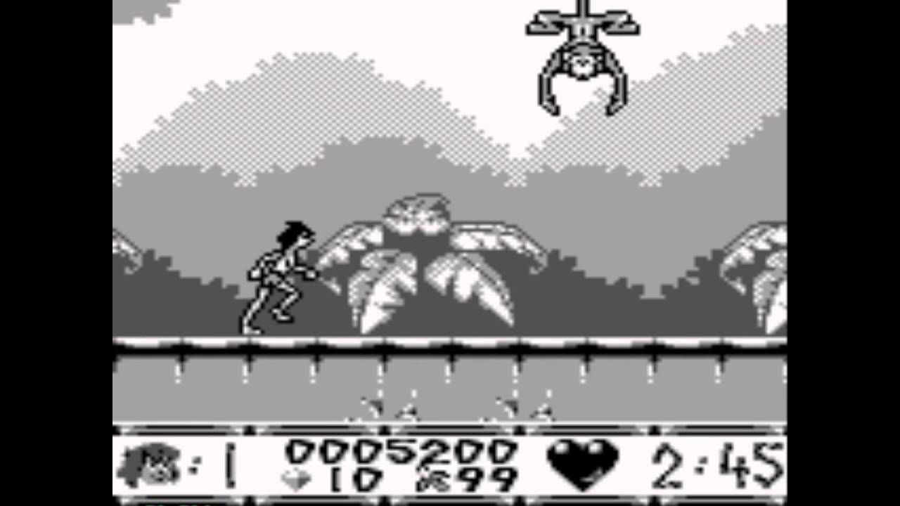 Gameboy color jungle book - The Jungle Book For Game Boy
