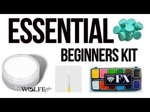 Best Beginner Face Painting Kit Supplies