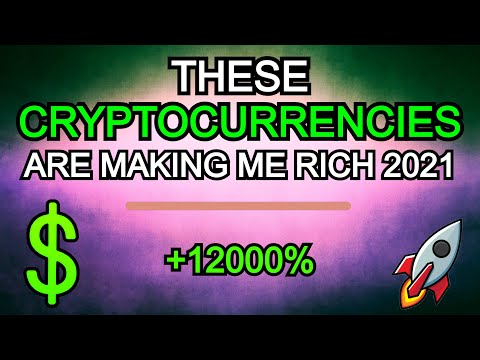 3 Cryptocurrency 2021 That Made Me RICH   Best Cryptocurrency To Invest 2021  Best Crypto March 2021