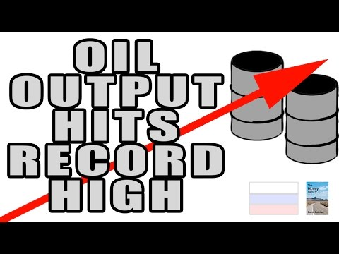 """Guess Which """"Rogue"""" Oil and Gas Nation Output Hit RECORD HIGH? Hint: Not Saudi Arabia!"""