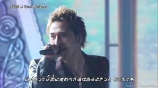 [ L I V E ] Go my way - 三代目J Soul Brothers I DON'T OWN THIS. ©ex...
