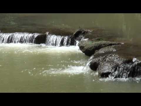 น้ำตกธารโบกขรณี อุทยานแห่งชาติธารโบกขรณี ตำบลอ่าวลึกใต้