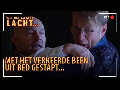 Acteur Leo Alkemade Gaat Helemaal Door Het Lint!   Wie Het Laatst Lacht