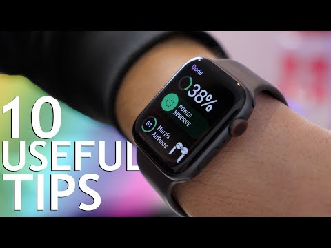 10 (Actually) Useful Apple Watch Tips - 2019