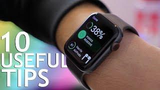 10 (Actually) Useful Apple Watch Tips - 2019
