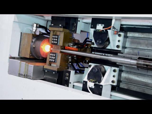 125KVA horizontaler hydraulischer Einzelkopf-Stauchapparat