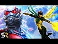 The Origins Of Ant-Man And The Wasp Explained