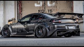 MAZDA RX8 Best Exhaust Sounds!!!