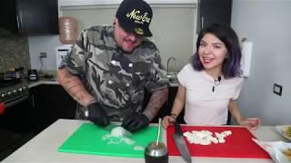 Cocinando con El Muerto Ep13.- Ana Tamez -Chilaquiles en Salsa Verde.