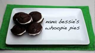 How To Make Whoopie Pies