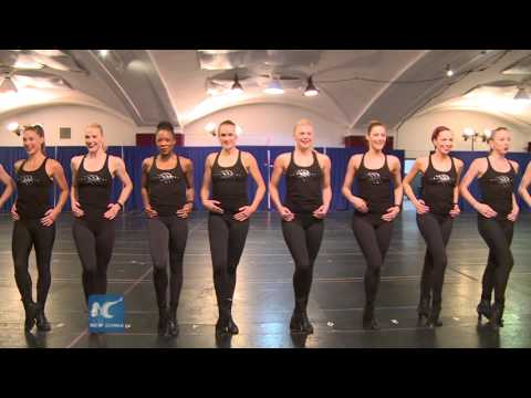 Behind the Scenes: Radio City Rockettes, New York Spectacular