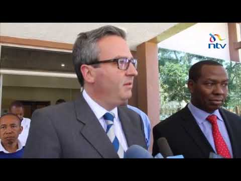 UK envoy urges government to operate freely without intimidation
