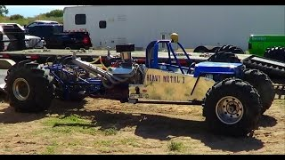 New Mexico Mud Racing - Super Modified State Championship 2014