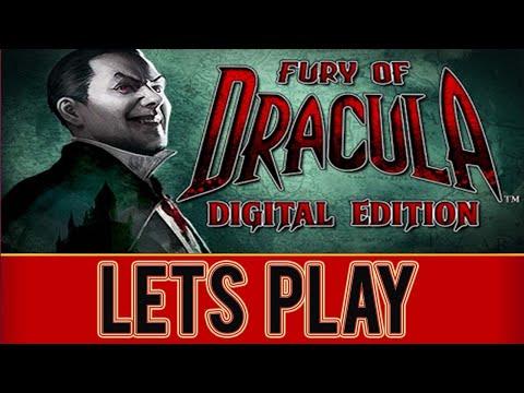 Fury of Dracula -  PC Gameplay Intro Tutorial |