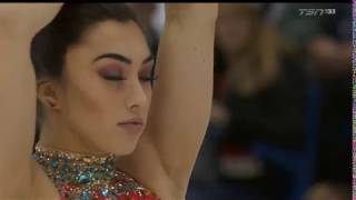 Gabrielle Daleman 2019 Canadian Tire National Skating Championships - FS
