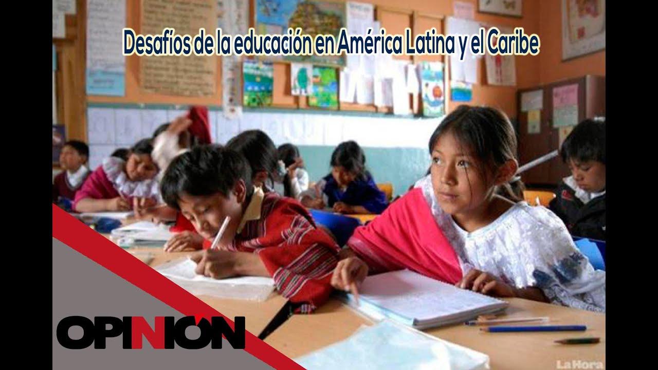 Desafíos de la educación en América Latina y el Caribe 05 ...