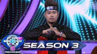 7 Peserta Misterius Gayanya Kocak Kocak Banget  - I Can See Your Voice Indonesia (2/6)