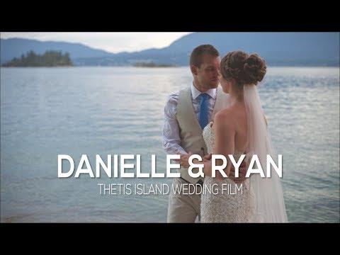 Danielle & Ryan Thetis Island Wedding Video - Vancouver Island Wedding Videographer