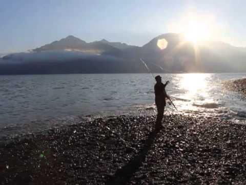Fishing at resurrection bay in seward alaska youtube for Seward alaska fishing reports