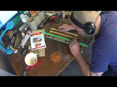 FTB: Painting wood with acrylics | York Industries | ITLAScale Models