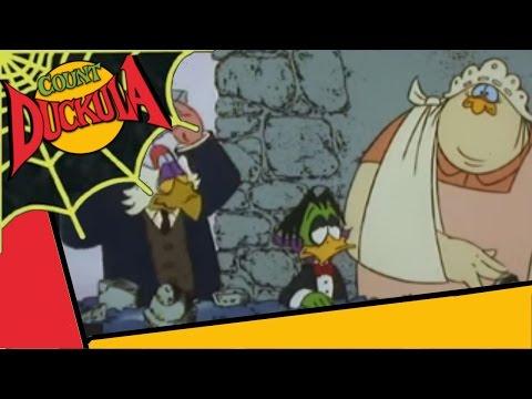 Unreal Estate | Count Duckula Full Episode