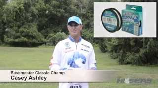 Bassmaster Classic Champ Casey Ashley Talks About What Knot and Line He Uses