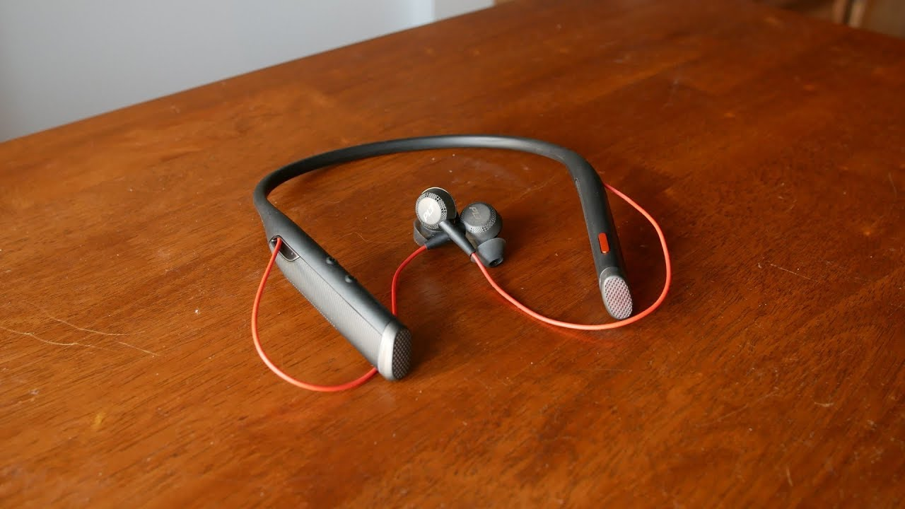 f202e1e2bfd Plantronics Voyager 6200 UC hands-on - YouTube