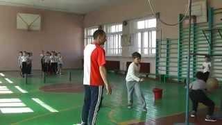 """інноваційний урок """"Школа м'яча"""" 2 клас"""