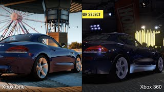 Forza Horizon 2: Xbox 360 vs Xbox One Comparison
