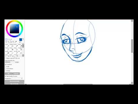 Paint Tool Sai Tutorial - Copy & Paste