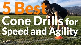 5 Best Cone Drills for Speed and Agility