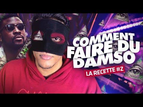 COMMENT FAIRE DU DAMSO? - LA RECETTE #6 - MASKEY