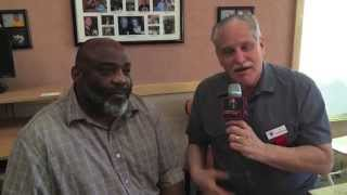 Al Bernstein's #boxing Hangouts - Ibhof  - With Dwight Muhammad Qawi