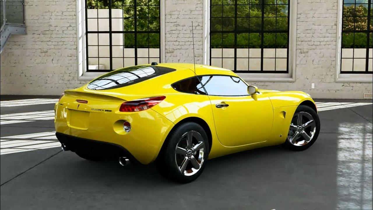 Forza Motorsport 5 2009 Pontiac Solstice Gxp Youtube