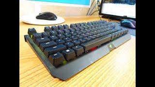 Razer Blackwidow X Chroma Gaming Keyboard Review