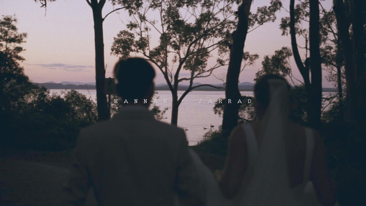 Port Stephens Wedding Videographer - Hannah + Jarrad Forever & Always