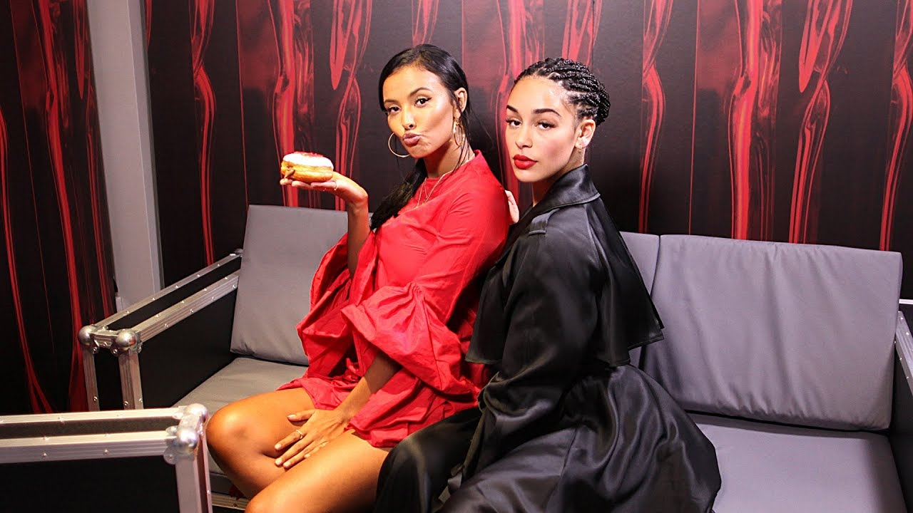 Jorja Smith Interview With Maya Jama BRITs 2018 YouTube