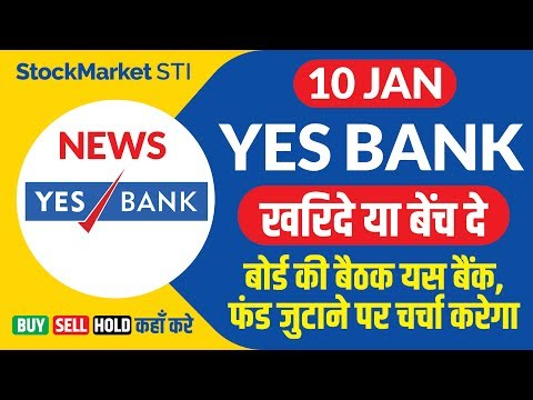 Yes Bank Share Price Target 2020 | Yes Bank News | Nifty 50 YESBANK Stock | Yes Bank Stock Buy Sell