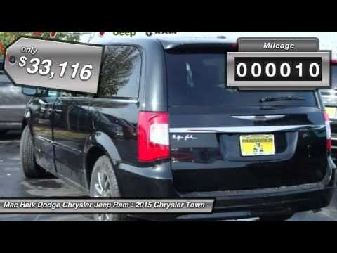 2015 chrysler town country temple tx fr630346 youtube. Black Bedroom Furniture Sets. Home Design Ideas