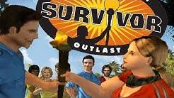 SURVIVOR Game - Outwit, Outlast, DA KNEES is #1!!! (Survivor Wii Game)