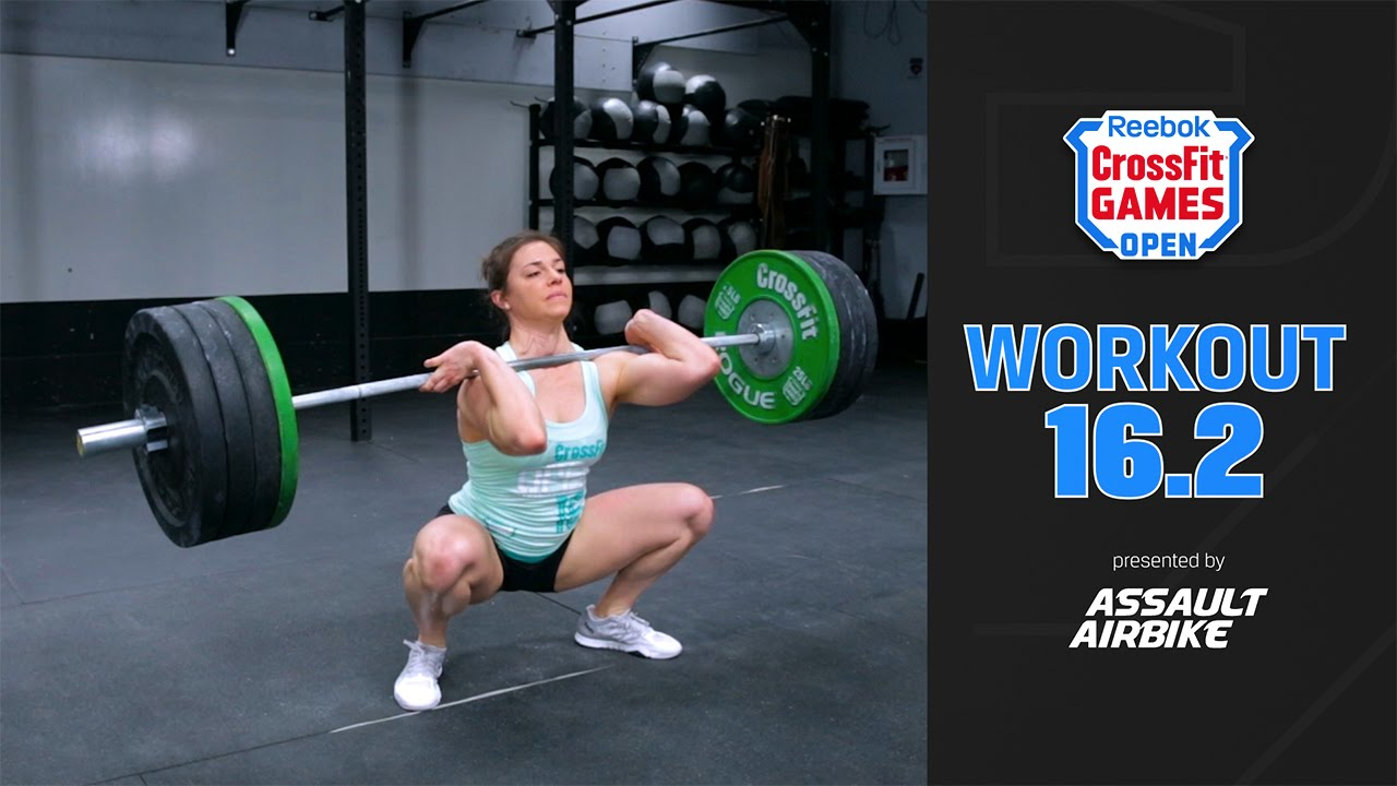Crossfit games open workout released at p m tonight