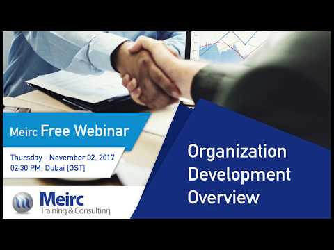 Organization Development Overview | Human Resources and Training | Dubai | Meirc