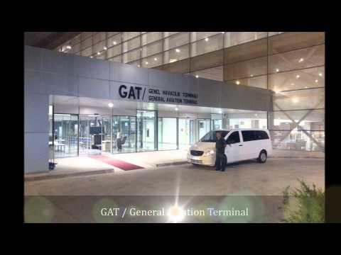 Milas Bodrum Airport International Terminal