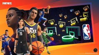 Fortnite x NBA: The Crossover Gets Creative