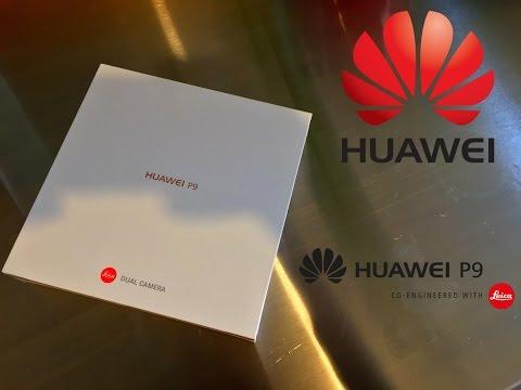 Huawei P9: Unboxing AT&T México