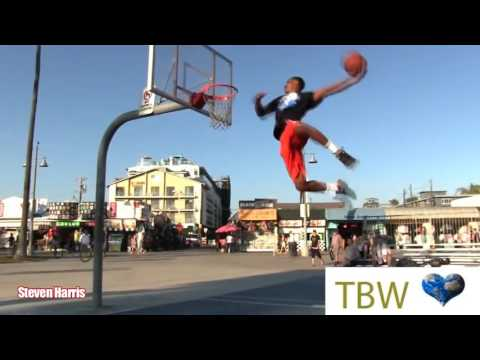 BEST Slam Dunk Contest DUNKS OF ALL TIME    Part 2    TBW July 2016
