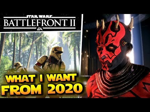 Everything I Want From Star Wars Battlefront 2 in 2020! |