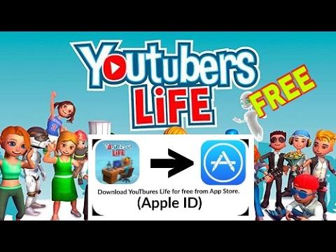youtubers life game free