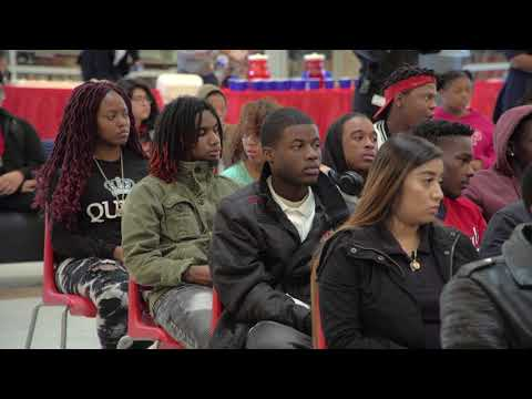 Kashmere High School Grand Opening Celebration